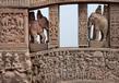 Buddhist Monuments At Sanchi 6